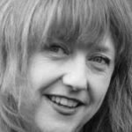 Lisa black and white photo
