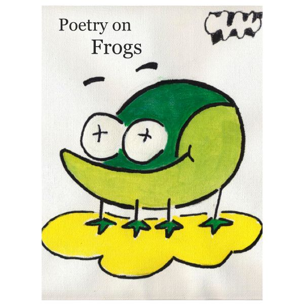 Poetry on Frogs ebook cover for website 1
